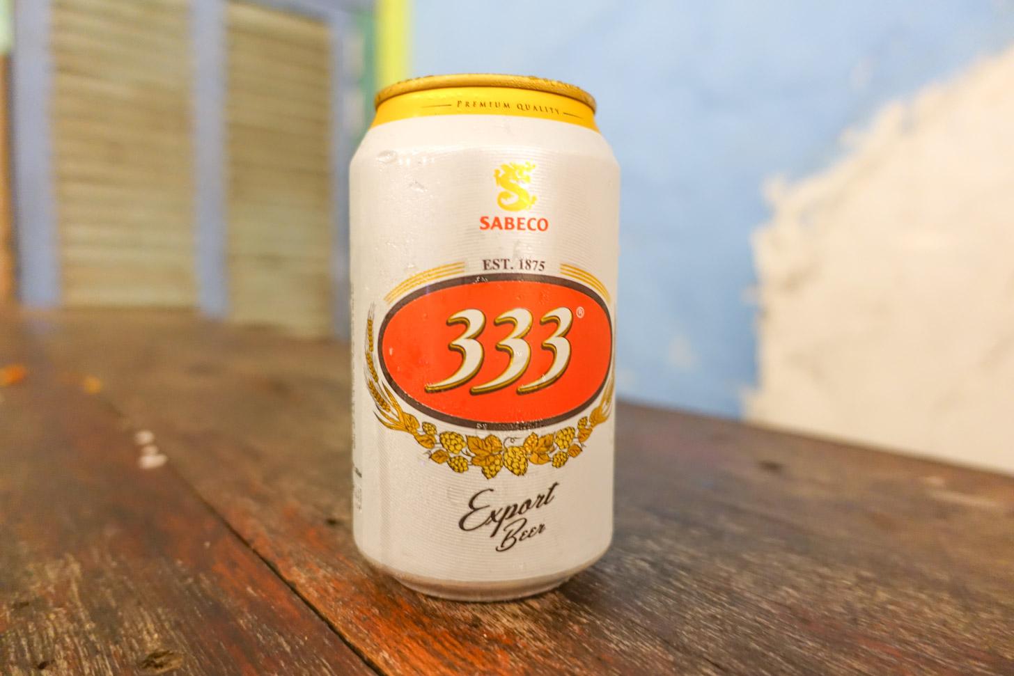 333 bier