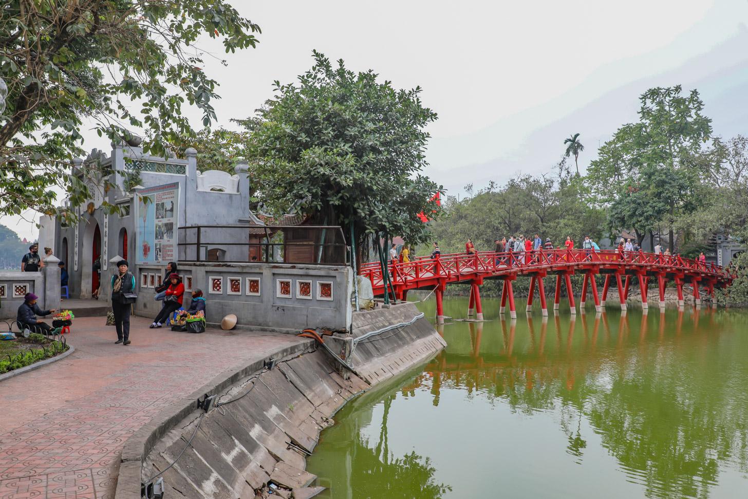 dag 14: Hanoi