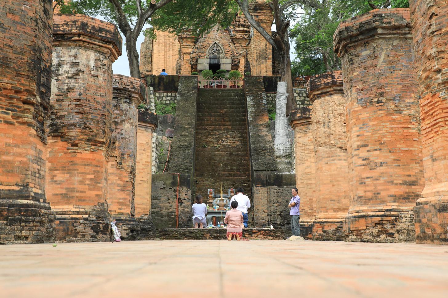 Po Nagar tempel