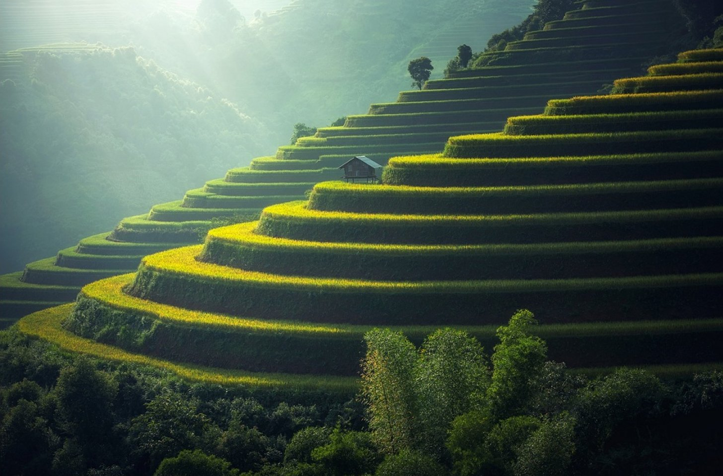Het klimaat van noord Vietnam